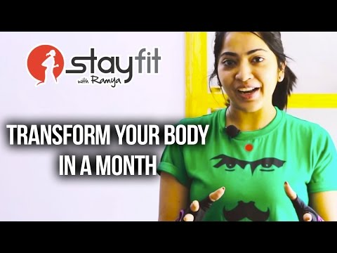 Transform Your Body in a Month