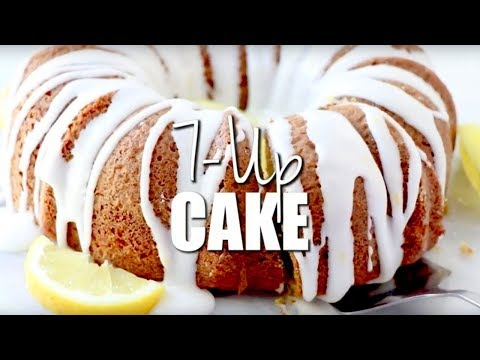 How to make: 7UP Soda Cake