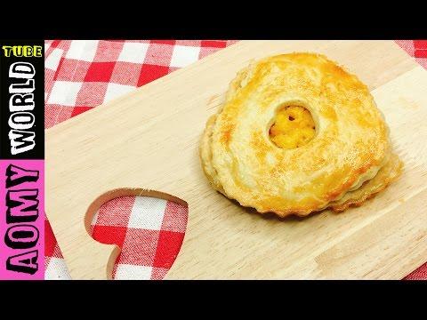 Sweet Corn Pie Recipe | Dessert | Homemade Pie | Easy Pie Recipe | YUMMY ❤