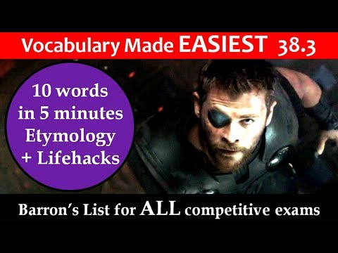 vocabulary made easiest 38.3 learn etymology by puneet biseria in hindi