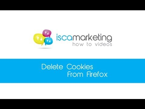 How To Delete Cookies in Firefox (mac)
