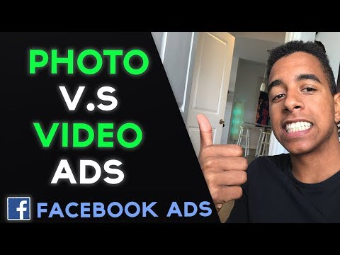 Photo Ads V.S Video Ads; Which Is Better? (Shopify + Facebook Ads)