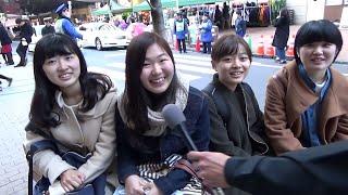 Do Japanese People Speak English? (2017 Interview)
