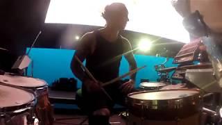 "Maluma, Karol G -  Créeme (Live DrumCam @Cartagena) Miguel Ortiz ""Titi"""
