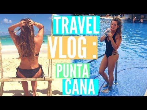 Travel Vlog: Punta Cana!! | Casey Holmes