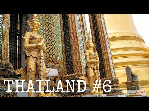 Bangkok's Real Name 👑 Grand Palace & Superheroes (2018)