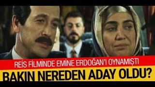 Reis Filminde Emine Erdoğan
