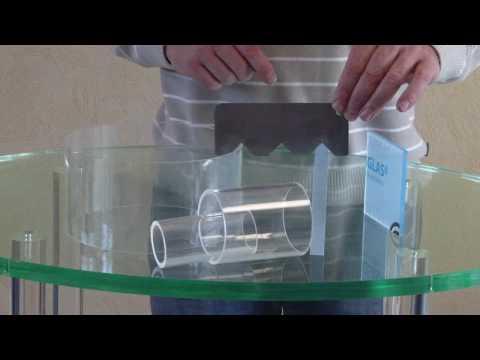 How to debur Acrylic * Deburring blade * Ziehklinge