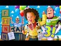 Download TOY STORY BIRTHDAY PARTY SURPRISE! 🚀 (Finn Turns 3 Birthday Special!) In Mp4 3Gp Full HD Video