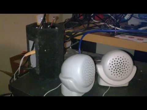 SASHA Voice Recog. Asst. changing LED'S (AmazonEcho Wannabe)