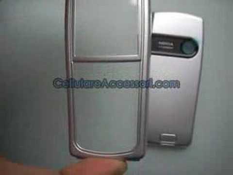 Nokia Cover 6230 CC-233S (Silver)