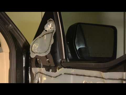 Ford F-150 Replace Side Mirror in 2 minutes