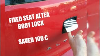 Seat Altea Climatronic hidden diagnostic menu | Music Jinni