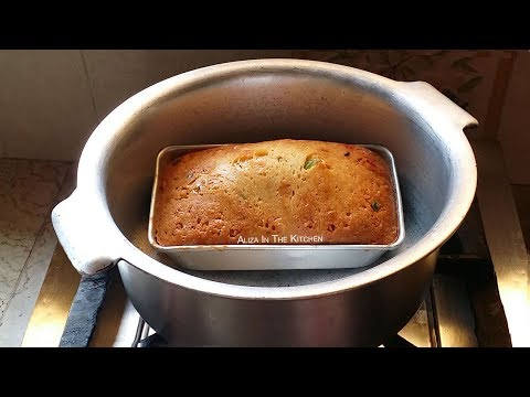 Cake Without Oven - Easy Cake Recipe - Cake Recipe Without Oven - Aliza In The Kitchen