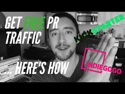 How PR Works for Crowdfunding Campaigns