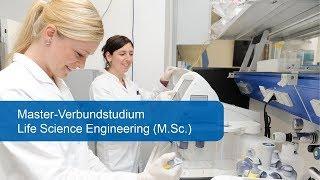 Berufsbegleitend Master of Life Science Engineering studieren
