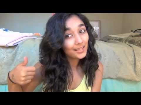 Back to School: 4 Hairstyles for Curly Hair!!