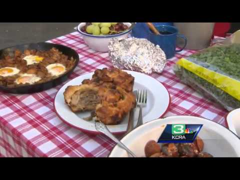 Simple and easy camping food recipes