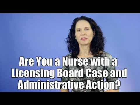Healthcare Lawyer Atlanta | Are You a Nurse with a Licensing Board Case and Administrative Action?