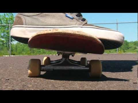 Tutorial: How To Skateboard
