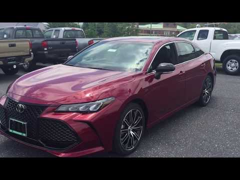 Check out the new 2019 #Avalon