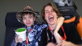 SLOKJES MET NATHAN! - Vragenrondje met Jesse (Acid)