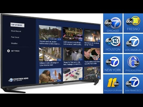 ABC Local News apps arrive on Fire TV & Stick - AFTVnewscast 65 Excerpt