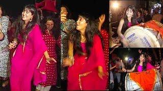 Naira's ZABARDAST Desi Dancing On Nashik Dhol At Ganpati-Visarjan-Utsav 2019 | YRKKH