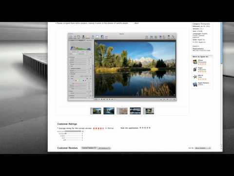 The Mac App Store is Open