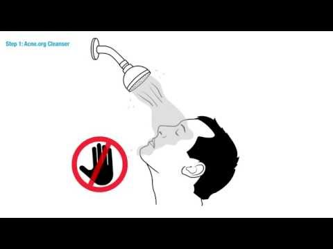 The Acne.org Regimen - Acne Treatment - Official Instructions