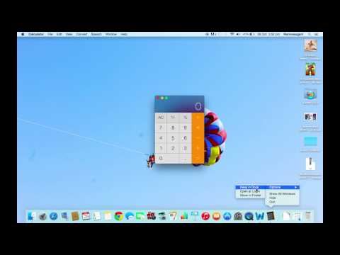 How To Add/Remove App on your DOCK in MAC OS X
