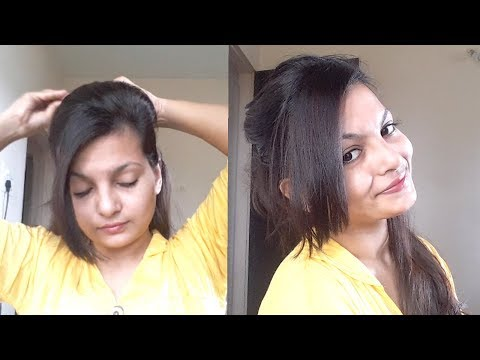 How to cut front fringes/flicks/bangs/side swepts easily at home|Alwaysprettyuseful by PriyaChavaan