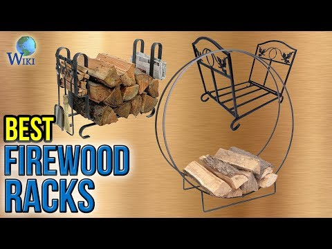 7 Best Firewood Racks 2017