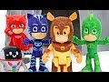 PJ Masks New Friend Armadylan Appeared Save Your Friends In Crisis