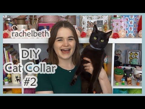 DIY Cat Collar #2