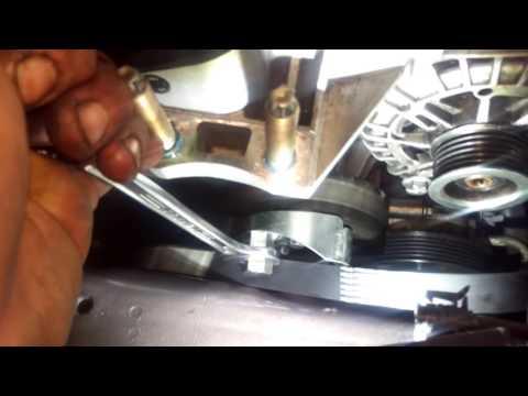 Ford Focus Stretch Fit Belts drive belts special tools serpentine belt AC belt