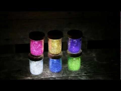 Unique Mason Jar Solar_lights