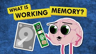 Why I Can't Remember Things -- How ADHD Affects Working Memory