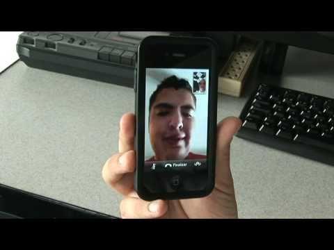 IPAD2 VS IPHONE4 FACETIME