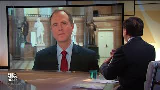 Democrats releasing report of Russia probe leads that should be followed, says Rep. Adam Schiff