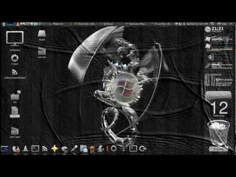 One of The Fastest operating system Linux Mint 10 Julia Gnome