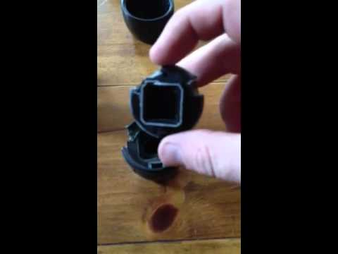 2010 Jeep Wrangler shift knob removal
