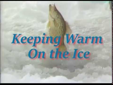 Staying Warm While Ice Fishing