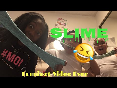 TEACHING BFF's HOW TO MAKE SLIME!!!!😂😂😂*HILARIOUS*
