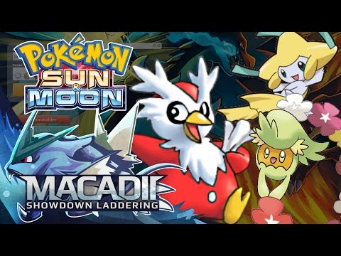 The Xmas Special Challenge! - Pokemon Sun and Moon Showdown OU Laddering w. macadii (SuMo OU Live)