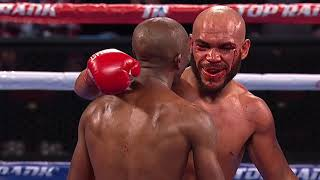 Ray Beltran gives it his all to beat Paulus Moses in world title fight   ESPN