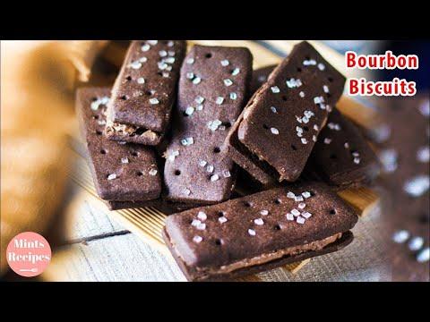 Bourbon Biscuit Recipe in Hindi | Chocolate Cream Biscuit Recipe | Chocolate Biscuit Recipe