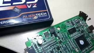 PCB of the KESS V2 full made in European - PakVim net HD