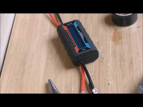 12 volt meter mod