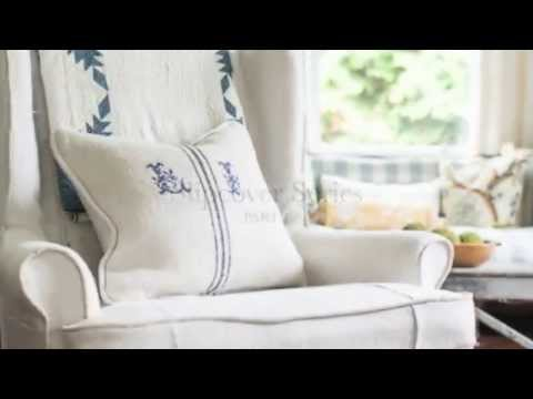 how to make a slipcover | part 1 | intro & custom piping